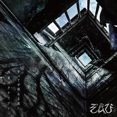 6th SINGLE「すべてが終わる夜に/肉食バクテリアン」初回限定盤B[CD+DVD]